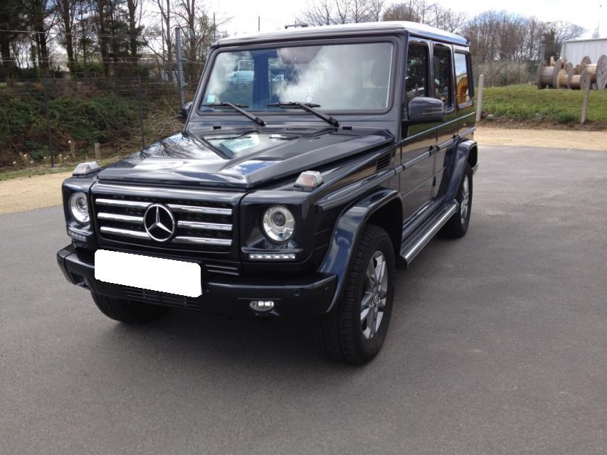 Mercedes classe g occasion