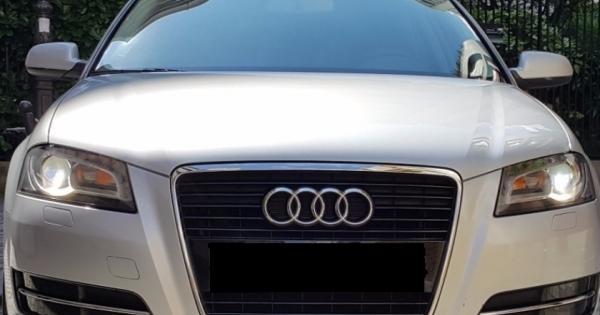 auto occasion audi a3 1 6 tdi led xenon a3 1 6 tdi led xenon gris b u00e2le