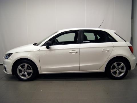 Audi A1 Sportback diesel Blanc