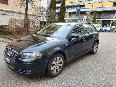 Audi A3 QUATTRO TURBO Vert