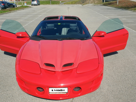 Pontiac Trans Am Targa Rouge