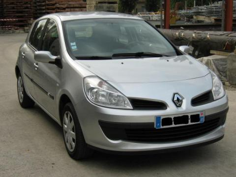 Renault Clio III 1.5 DCI 85 EMOTION 5P Gris