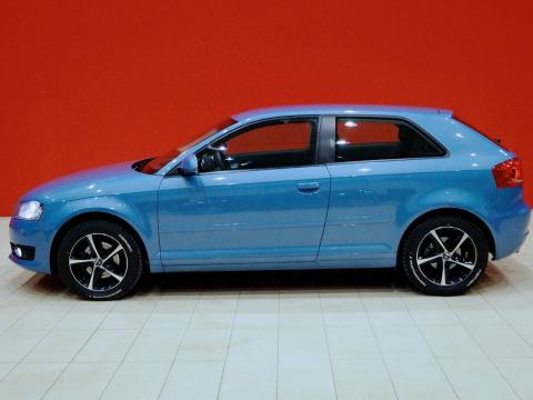 Audi A3 1,9 Tdi diesel  Bleu