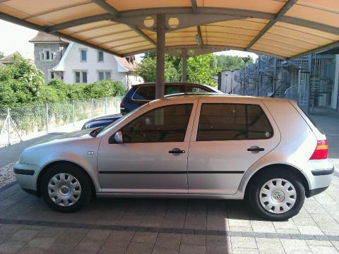 VW Golf 1.6 16V FSI Comfortline