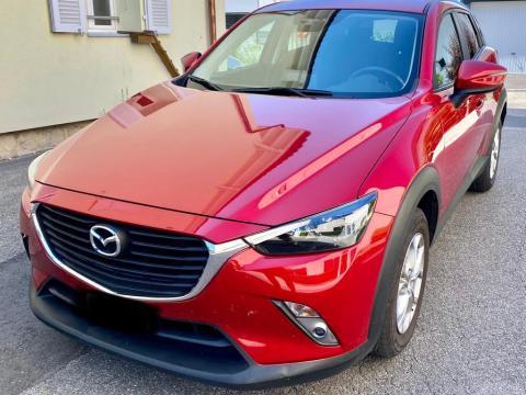 Mazda CX3 Ambition Rouge