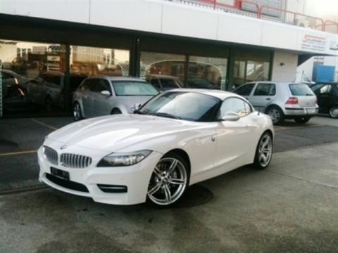 Auto occasion bmw z4 sdrive35is cabriolet vaud for Garage bmw fribourg