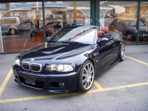 Auto occasion bmw m3 cabriolet vaud for Garage bmw fribourg