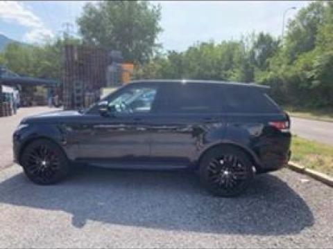 Land Rover ranger rovers v8 Noire