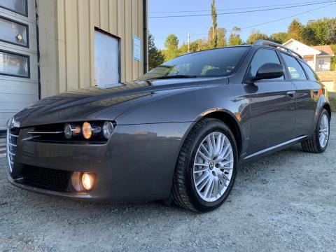 Alfa Romeo 159  2.0 JTDM170 Gris
