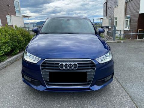 Audi Don de voiture (Audi A1 Bleu Diesel) Don de voiture (Audi A1 Bleu Diesel) Bleu