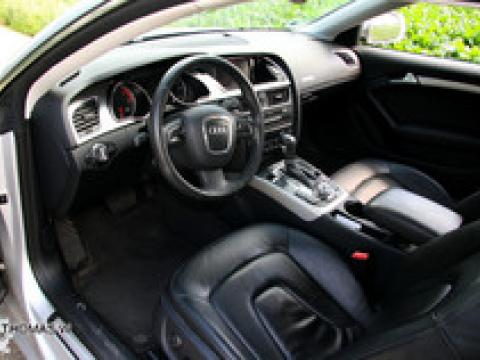 Audi A5 2.7TDI S-line Anthracite