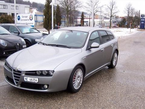 auto occasion alfa romeo 159 sw 2 4jtd q4 ti break neuch tel. Black Bedroom Furniture Sets. Home Design Ideas