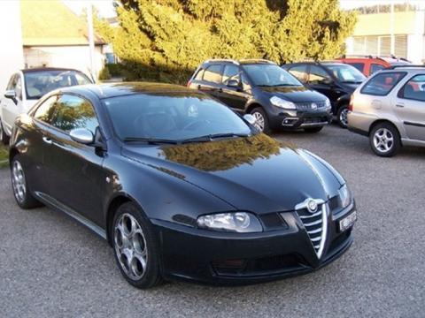 ALFA ROMEO GT 2.0 JTS Black L. SLSPD (coupé)