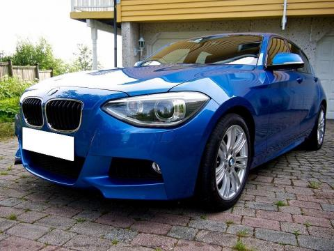 Auto occasion bmw 1 s rie 118 bmw 1 s rie 118 diesel bleu for Garage bmw fribourg