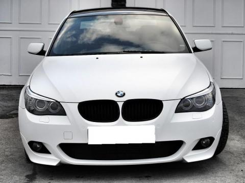 Auto occasion bmw bmw 520 bmw 520 super etat blanc blanc for Garage bmw fribourg