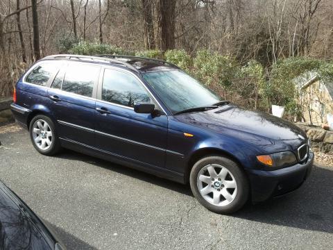 BMW 3 Series 325xi 2003