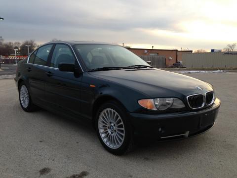 BMW 3 Series 330xi 2002
