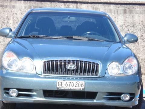 Vend Hyundai Sonata 2.0 16V GLS
