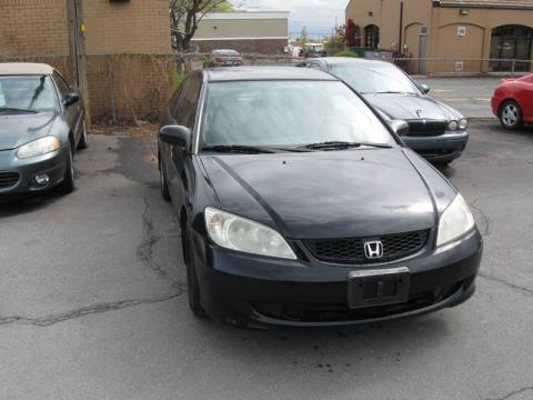 Honda Civic Value Package 2004