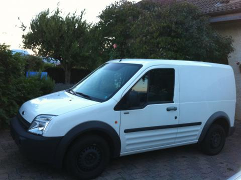 A VENDRE FOURGON FORD CONNECT 220 s