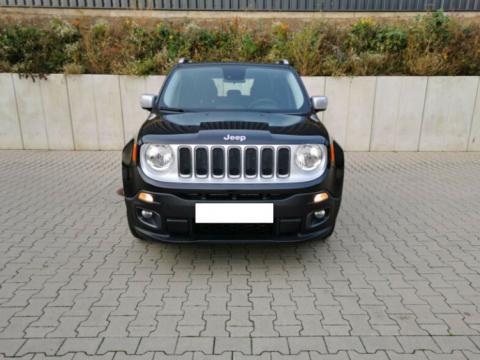 Jeep Limited FWD 3.0 TDI quattro Noire
