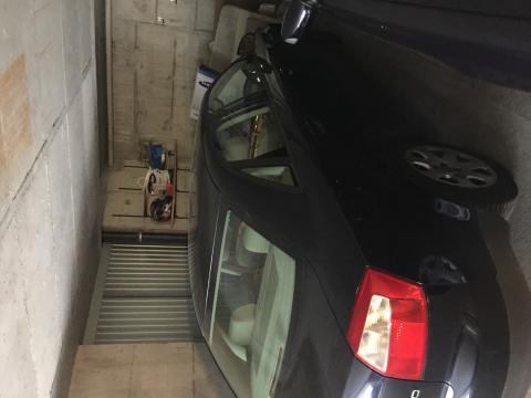 Audi A4 4 Bleu