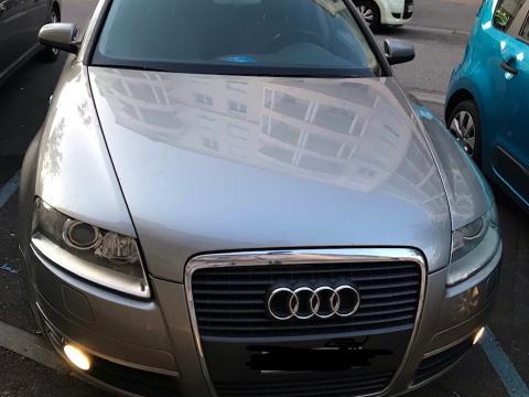 Audi A6 Gris