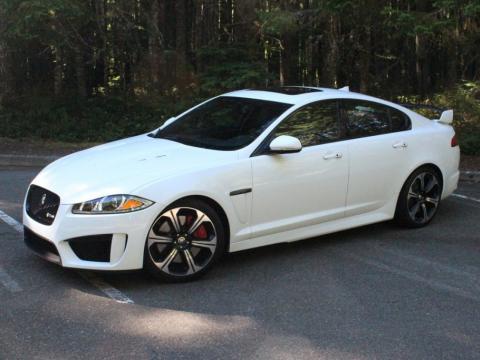 Jaguar XF XFR-S 2013