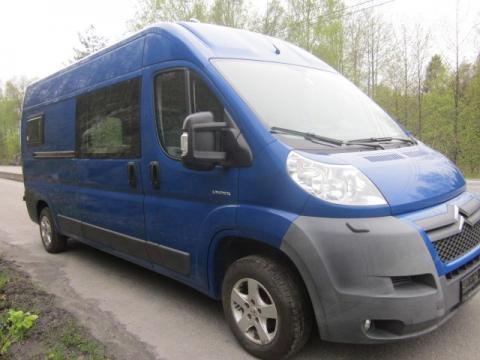 Parking Camping Car Neuchatel