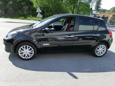 Renault Renault Clio Diesel Noir 1500 CHF Noire