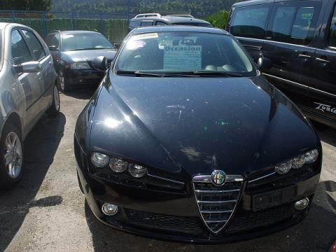 Alfa Romeo 159 JTD automatique