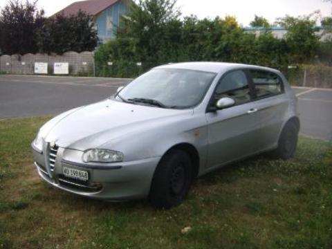 Alfa Romeo 147 2.0 l ts 16v