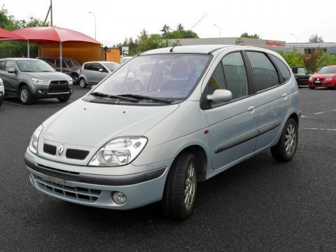 Renault Megane Scenic 2.0  auto