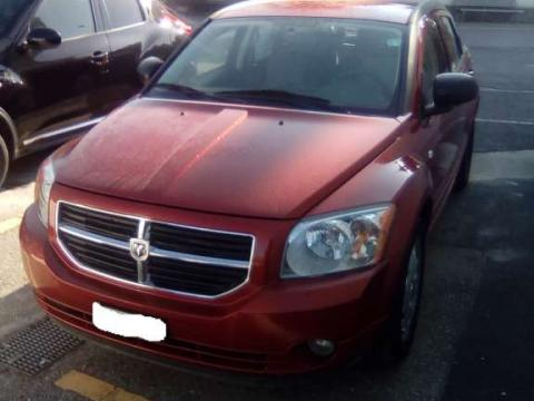 Dodge Caliber 2.0 sxt Orange