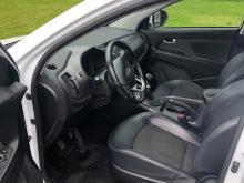 Kia Sportage 1,7 CRDi ISG Comfort diesel Blanc