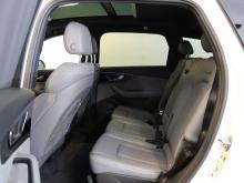 Audi Q7 e-tron 3,0 TDI V6 quattro diesel Blanc