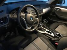 BMW BMW X1 sDrive 2.0-16D BMW X1  Blanc