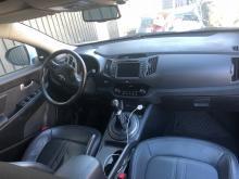 Kia Kia Sportage 1,6   Exclusive Diesel Kia Sportage Blanc