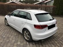 Audi Sportback 2,0 TDI Blanc