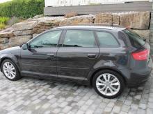 Audi Audi A3 SPORTSPK Diesel Audi A3 SPORTSPK Gris