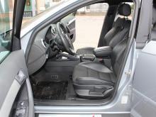 Audi Audi A3 1,6 TDI Sportback Audi A3 1,6 TDI Sportback Gris