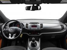 Kia Kia Sportage 1,7 CRDi ISG Comfort 2WD Kia Sportage 1,7 CRDi Blanc