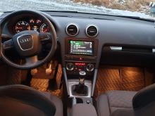 Audi Audi A3 Sportback 1,6 TDI   Audi A3 Sportback 1,6 TDI  Gris