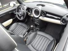 MINI Mini Cabriolet 1.6 112 COOPER D PACK CHILI Blanc