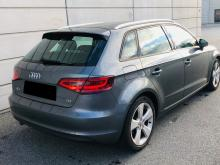 Audi Audi A3 Sportback 1,6 TDI 105 CH Ambition Audi A3 Sportback 1,6 TDI 105 CH Ambition Gris
