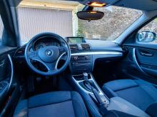 BMW Série 1 120d Noire