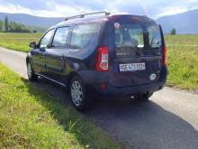 Dacia Logan MCV Ambiance 1.6l Bleu