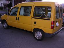 FIAT Scudo 2.0  16v Jaune
