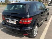 Mercedes-Benz B180 CDI Noire