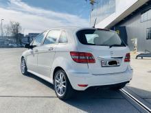 Mercedes-Benz B200 Blanc